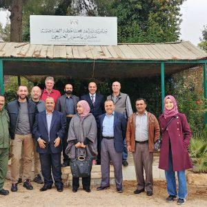 Workshop on Land Restoration, The Landmark Hotel, Amman, November 2018